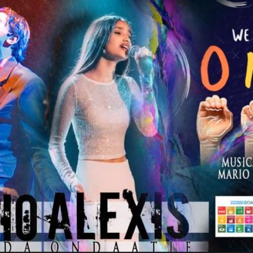 New Music : We Are One – Mario Ananda & Alexis Ondaatje (World Equality Day Official Song)