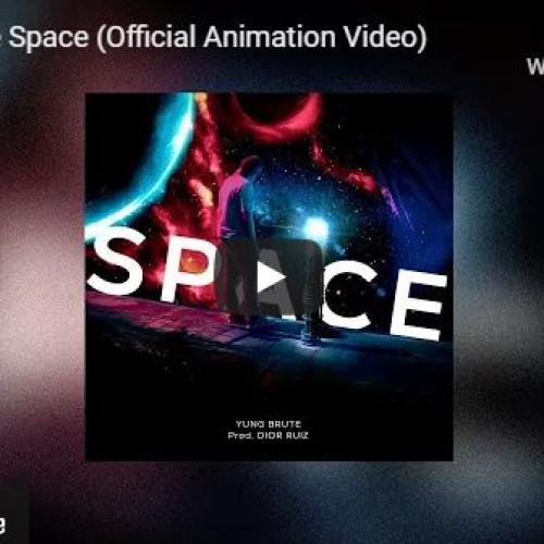 New Music : Yung Brute : Need Some Space (Official Animation Video)