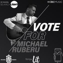 News : Michael Ruberu Wants Your Votes!