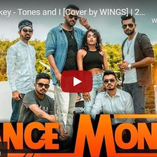 New Music : Dance Monkey – Tones and I [Cover by WINGS]   2021