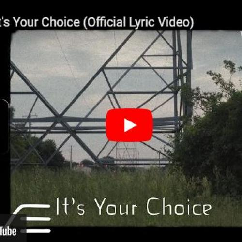 New Music : Duava – It's Your Choice (Official Lyric Video)