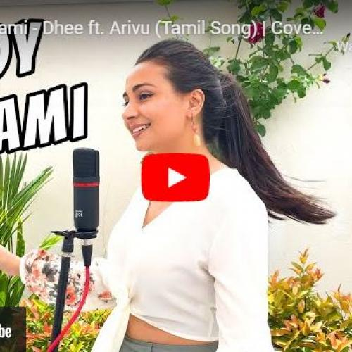New Music : Enjoy Enjaami – Dhee ft Arivu (Tamil Song)   Cover by Stephanie Sansoni