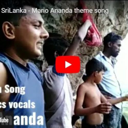 New Music : Freedom SriLanka – Mario Ananda theme song