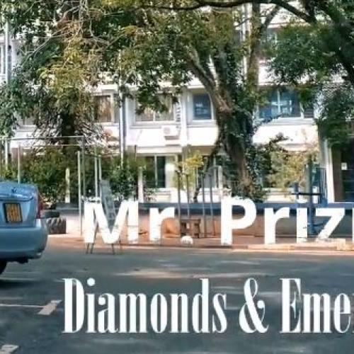 New Music : Mr. Prizm – Diamonds & Emeralds