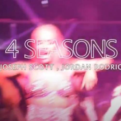 New Music : R-Cue – 4 Seasons (Ft Joseph Scott , Jordan Rodrigues)