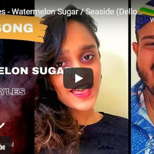 New Music : Harry Styles – Watermelon Sugar / Seaside (Dellon J Acoustic Cover)