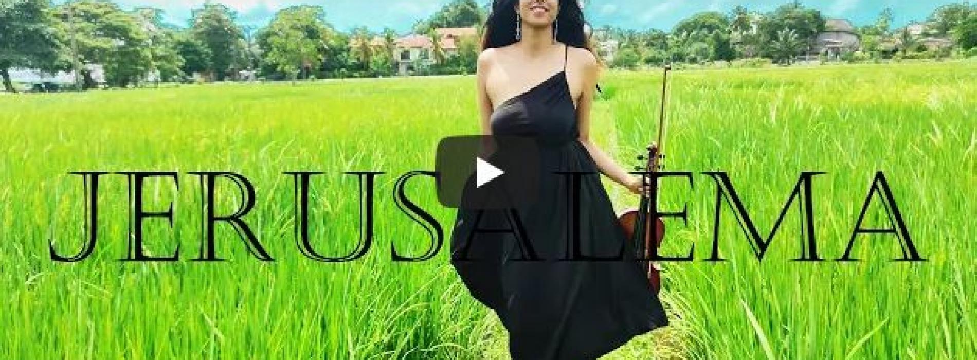 New Music : Jerusalema – Master KG | Violin & Dance Challenge | Shanela De Livera