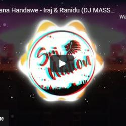 New Music : Ninda Noyana Handawe – Iraj & Ranidu (DJ MASS Remix)