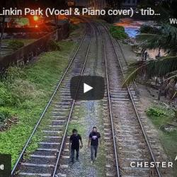 New Music : Seraphic Lament – Crawling – Linkin Park (Vocal & Piano cover) – Tribute To Chester Bennington