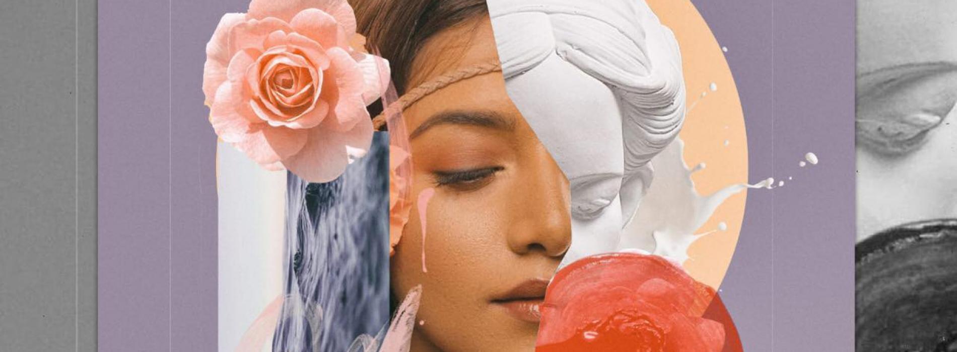Romaine Willis Exclusive On 'Milk & Sugar' & More