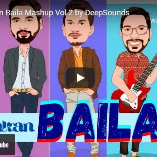New Music : Sri Lankan Baila Mashup Vol 2 by DeepSounds