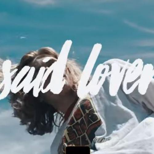 New Music : Ethan Clark – Said Lover (Official Video)