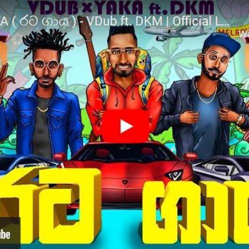 New Music : Rata Gaya ( රට ගාය ) – VDub ft DKM   Official Lyrics Video