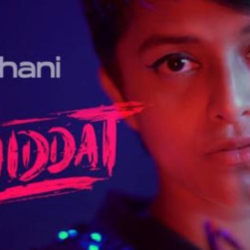 New Music : Yohani – Shiddat Title Track (Official Female Version)   Manan Bhardwaj