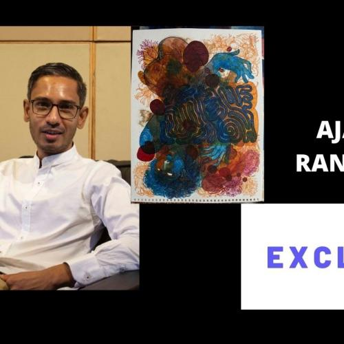 Ajantha Ranaweera On His Debut Exhibition – Boy In Paradise