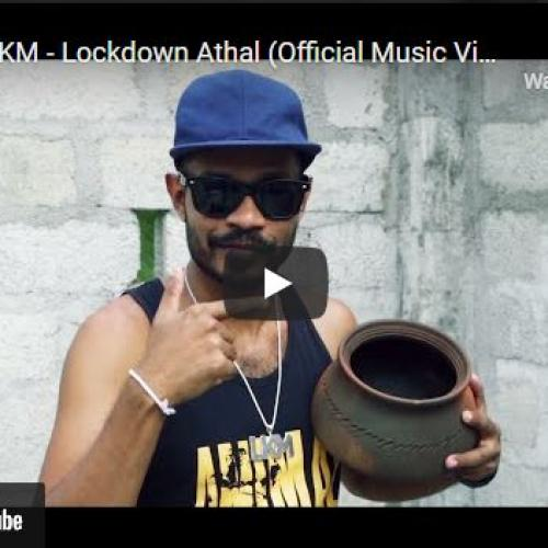 New Music : RapZilla-LKM – Lockdown Athal (Official Music Video)