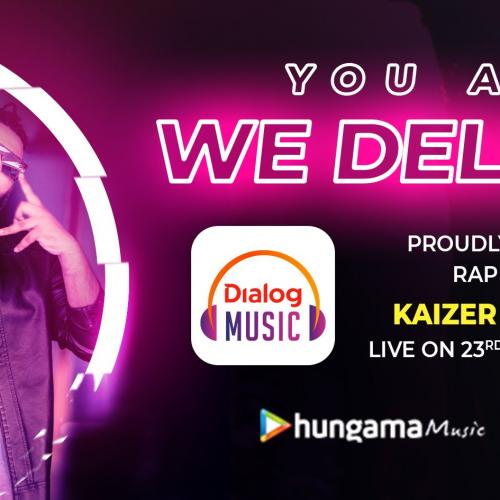 News: Dialog Music Announces An Online Concert This Weekend!
